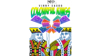 Colorful Kings (Gimmick and Online Instructions) by Vinny Sagoo - Trick