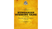 Hungarian Guessing Game AKA Gypsy Curse (Gimmicks and Online Instructions) by Kaymar Magic - Trick