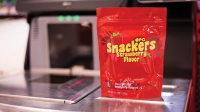 Snackers Playing Cards by Riffle Shuffle