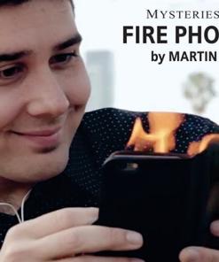 Fire Phone Case (Bigger) by Martin Braessas - Trick