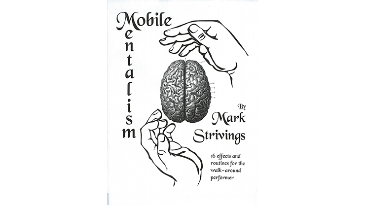 Mobile Mentalism by Mark Strivings - Trick