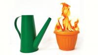 Fire Can Botania by Tora Magic - Trick
