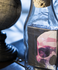 Memento Mori NXS Impossible Bottles by Stanley Yashayev