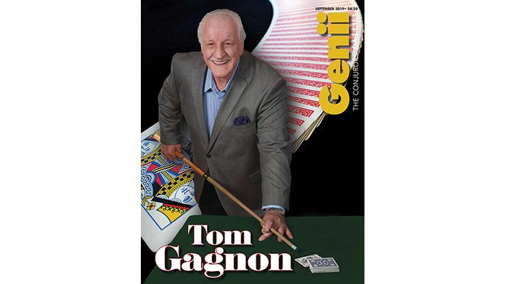 Genii Magazine September 2019 - Book