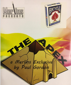 APEX by Paul Gordon & Merlins Magic - Trick