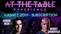 At The Table August 2019 Subscription video DOWNLOAD