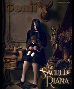 Genii Magazine October 2019 - Book