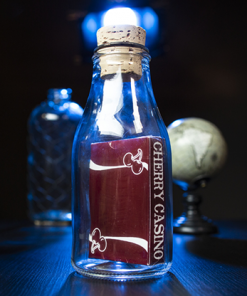 Cherry Casino (Reno Red) Impossible Bottles by Stanley Yashayev
