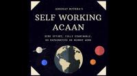 Self-Working ACAAN by Abhinav Bothra Mixed Media DOWNLOAD