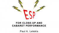 ESP Effects for Close-Up or Cabaret by Paul A. Lelekis eBook DOWNLOAD