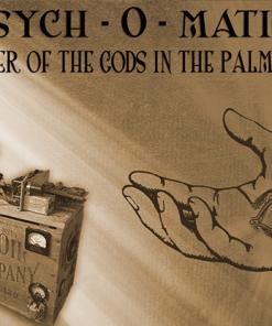 Psych-O-Matic by Steve Wilbury - Book