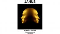JANUS by Kevin Casaretto/Paul Lelekis Mixed Media DOWNLOAD