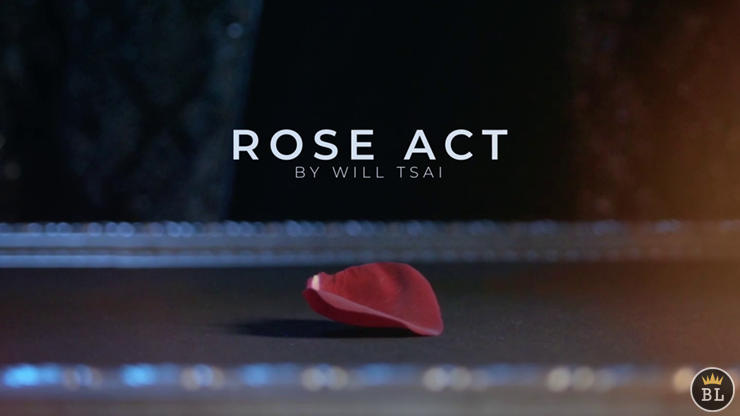 Visual Matrix AKA Rose Act Valorous Silver (Gimmick and Online Instructions) by Will Tsai and SansMinds - Trick