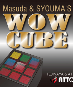 WOW CUBE by Tejinaya Magic - Trick