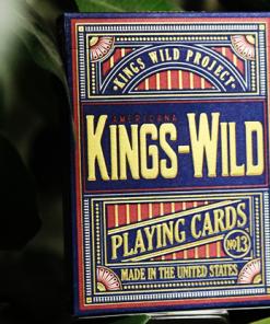 Kings Wild Americanas LTD Edition by Jackson Robinson