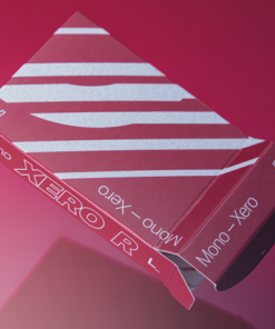 Mono Xero R Playing Cards