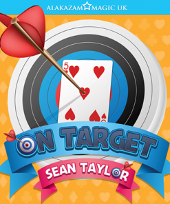 On Target (Gimmicks and Online Instructions) by Sean Taylor - Trick