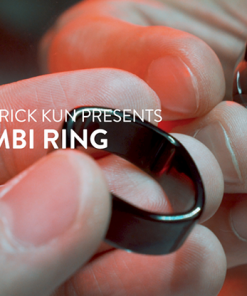 Ambi Ring Black by Patrick Kun - Trick