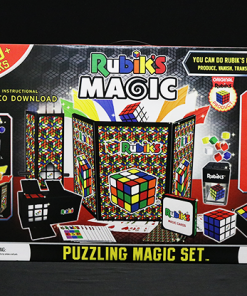 Rubik Puzzling Magic Set by Fantasma Magic - Trick