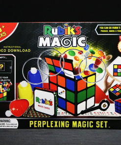 Rubik Perplexing Magic Set by Fantasma Magic - Trick