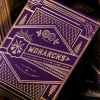 Monarch Royal Edition (Purple) Playing Cards by theory11
