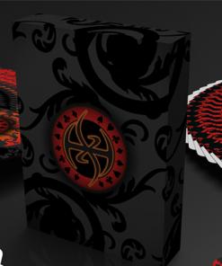 Pro XCM Demon Playing Cards by De'vo vom Schattenreich and Handlordz