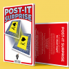 Post It Surprise (Gimmicks and Online Instructions) by Sonny Boom - Trick