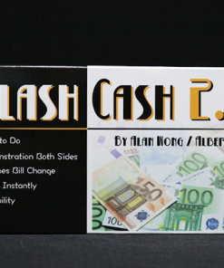 Flash Cash 2.0 (Euro) by Alan Wong & Albert Liao - Trick