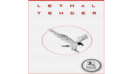 Lethal Tender by Eagle Coins - Trick