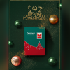 Christmas Playing Cards (Green) by TCC