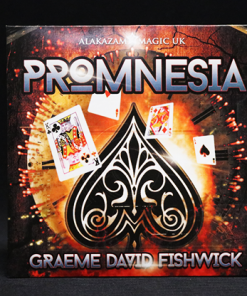 Promnesia (Gimmicks and Online Instructions) by Grame David Fishwick - Trick