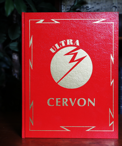 Ultra Cervon by Bruce Cervon and Stephen Minch - Book