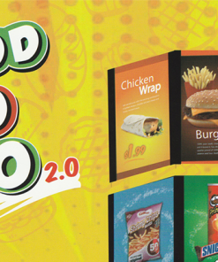 Food To Go 2.0 by George Iglesias and Twister Magic - Trick