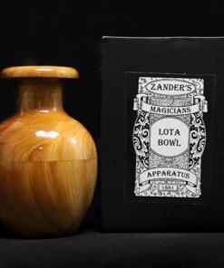 Lota Bowl by Zanders Magical Apparatus - Trick