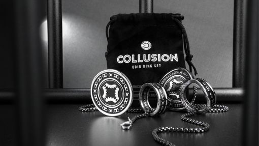 Collusion Complete Set (Large) by Mechanic Industries