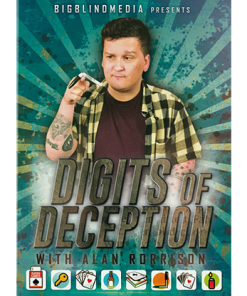 Digits of Deception with Alan Rorrison video DOWNLOAD