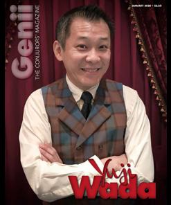 Genii Magazine January 2020 - Book