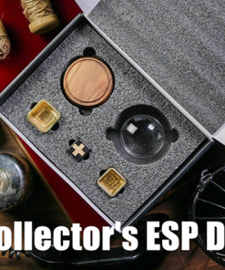 Collector's ESP Die (Gimmicks and Online Instructions) by Secret Factory
