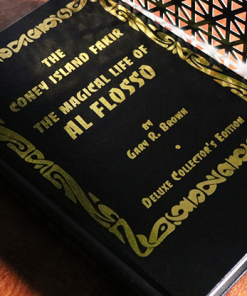 Coney Island Fakir Deluxe (Signed and Numbered) - Book