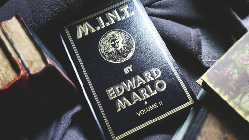 MINT #2 Deluxe (Signed and Numbered) by Edward Marlo - Book