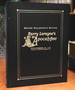 Apocalypse Deluxe 6-10 Volume 2 (Signed and Numbered) by Harry Loryane - Book