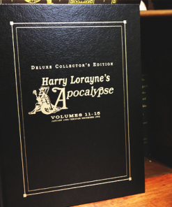 Apocalypse Deluxe 11-15 (Signed and Numbered) by Harry Loranye - Book