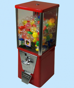 Ring in Gumball Machine (RING-A-DING) Peso Addon by Buzz Lawrence