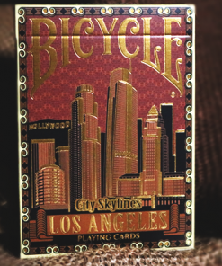 Limited Edition Bicycle City Skylines (Los Angeles)