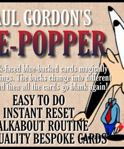 EYE POPPER by Paul Gordon (Gimmick and Online Instructions) - Trick