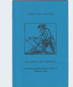 Classics Revisited by Phil Willmarth   - Book