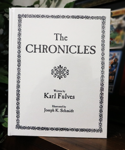 Chronicles by Karl Fulves - Book