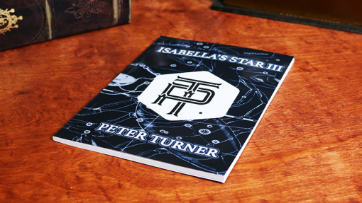 Isabella Star 3 by Peter Turner - Book