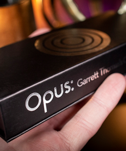 Opus (20 mm Gimmick and Online Instructions) by Garrett Thomas - Trick