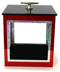 Top Crystal Casket by Tora Magic